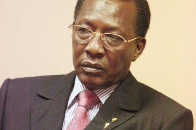Le président tchadien