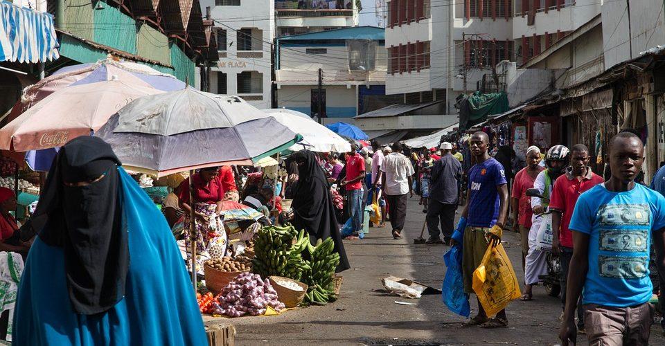 Marche de Mombassa