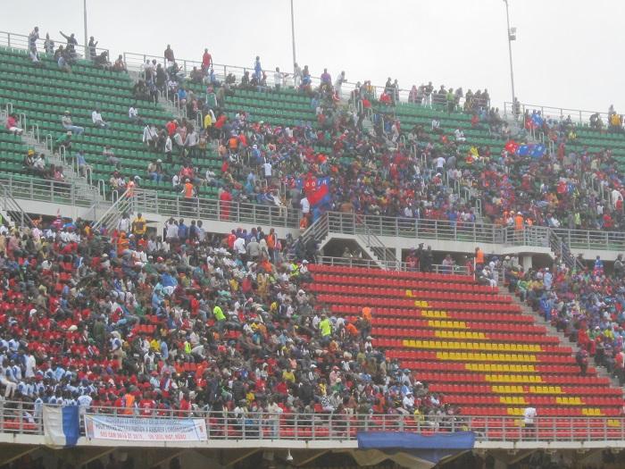 Illustration du stade Ahmadou Ahidjo de Yaoundé