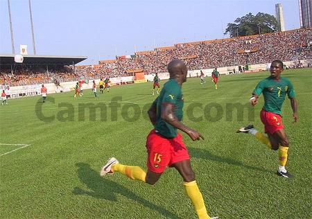 Match Côte d'Ivoire-Cameroun
